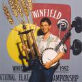 National Bluegrass Banjo Championship, Winfield, Kansas, September 1992.